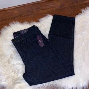 NYDJ Ankle Jeans Size 10